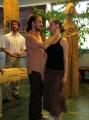 Tanec se sochami
