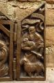 Betlém, detail